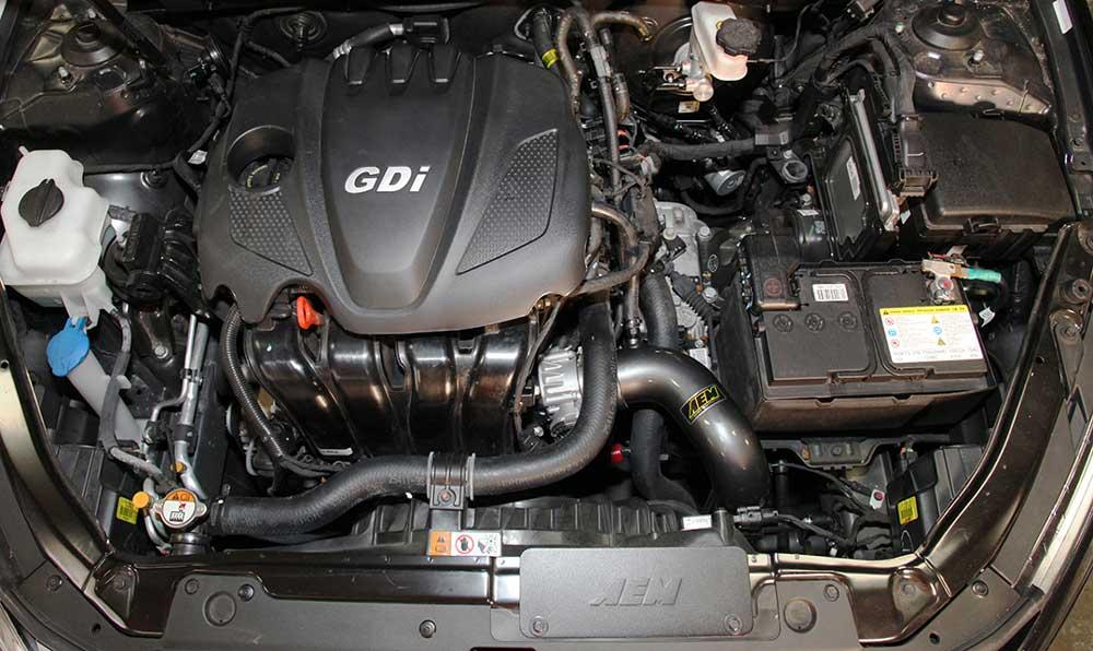 2011 2014 Hyundai Sonata U0026 Kia Optima AEM Cold Air Intake Makes More Power  U0026 Torque