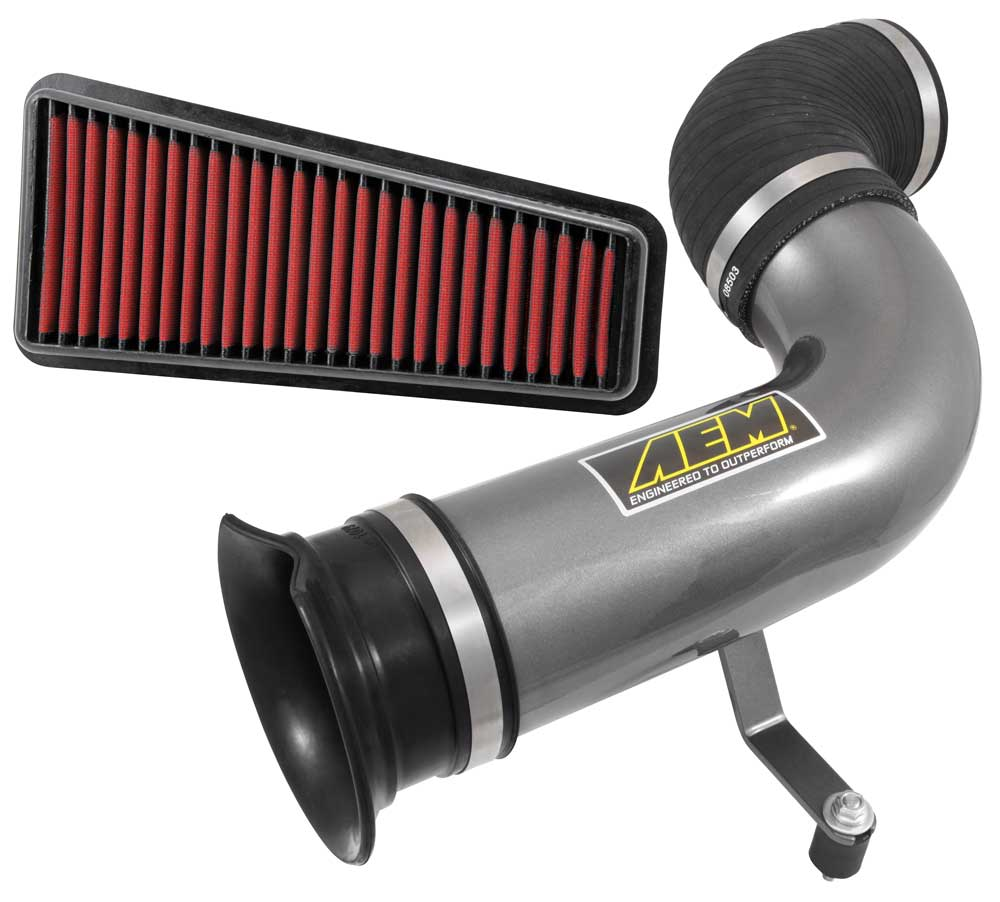 Aem Cold Air Intake Adds More Power And Better Acceleration To 2005 Tacoma Fuel Filter Toyota 40l V6