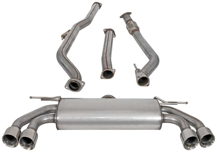 Turboback Exhaust System For 2010 2011 And 2012 Hyundai Genesis Coupe Turbocharged 20: Hyundai Coupe Performance Exhaust At Woreks.co