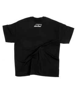 Back view of the AEM 01-1306 T-Shirt