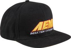 AEM Brand Hats - Yellow AEM Side Logo Hat