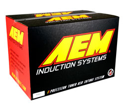 Only a small handful of tools and a few hours are required to instake the AEM kit