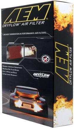 Box for the AEM 28-20339 air filter