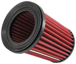 The reusable AEM 21-1015DK DryFlow Performance Air Filter increases power & protects engine bett