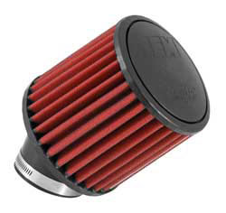 AEM washable Dryflow air filter for many Toyota models, as well as Scion, Pontiac, and Lotus cars including the Corolla & Matrix