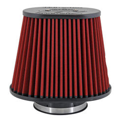 AEM Dryflow synthetic air filters are used in Brute Force Air Intakes