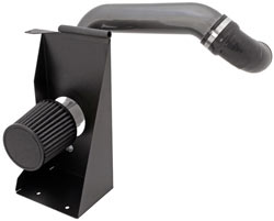 AEM 21-691C Cold Air Intake System with a Gunmetal Gray finish for the 2010 and 2011 Kia Soul.