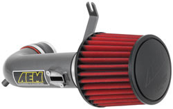 AEM Cold Air Intake 21-713C for Nissan Altima with the Gunmetal Gray finish