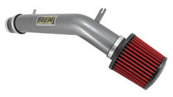 Charcol AEM Cold Air Intake for the Hyundai Veloster