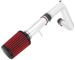 Polished AEM Cold Air Intake for the 2013-2015 Hyundai Veloster Turbo