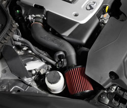 Everything required to install the AEM Cold Air Intake System is included in the box