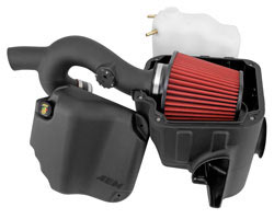 AEM Brute Force Air Intake System 21-8126DS for 2011-14 Ford F150 EcoBoost 3.5-liter V6 twin turbo pickup trucks