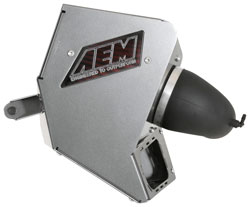 AEM Dryflow Filters increase power while protecting the engine from contaminants