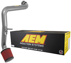 Installation of the AEM Cold Air Intake System should take less than a Saturday morning