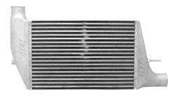 AEM's high flow 2102-A intercooler
