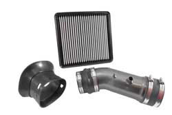 AEM 2007-2013 Toyota Tundra 5.7L cold air intake makes use of more airflow and reduced restriction to improve performance