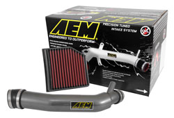 Installation of the AEM 22-692C kit should take less than a Saturday morning