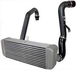 2010, 2011 and 2012 Hyundai Genesis Front Mount Intercooler Kit