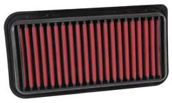 2009 Toyota Avensis 2.4L L4 Stock Replacement Air Filters