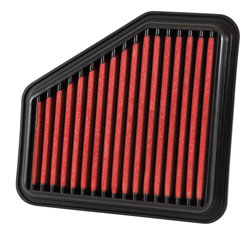 The AEM 28-20326 DryFlow replacement air filter will improve both horsepower & engine protection
