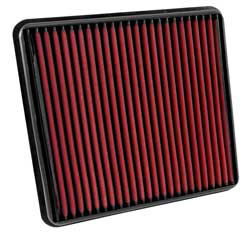 AEM Dryflow air filter for select 2007 to 2016 Toyota Tundra, Sequoia, and Land Cruiser models