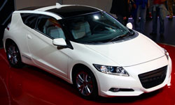 2011 to 2014 Honda CR-Z 1.5L i-VTEC