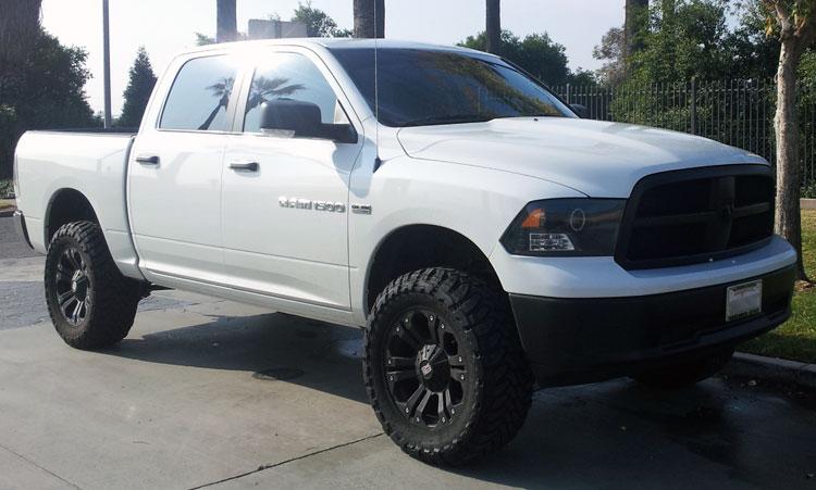 2012 Dodge Ram 1500 Hemi
