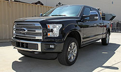 2015 Ford F150 3.5 liter turbo
