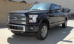 2015 Ford F150 3.5 liter turbo