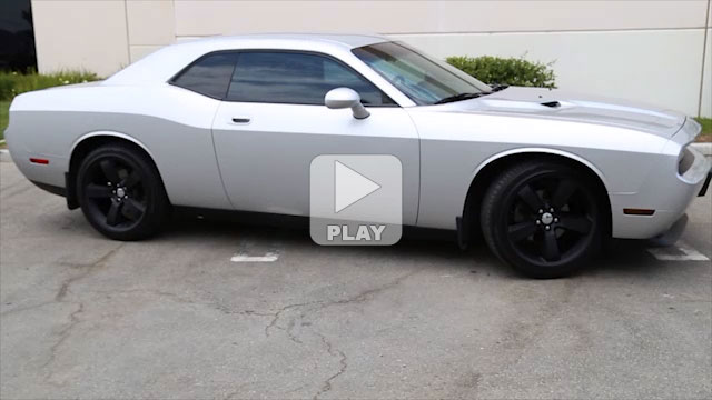 AEM 21-696C and 21-696P Air Intake Installation Video for 2009 and 2010 Dodge Challenger and Charger