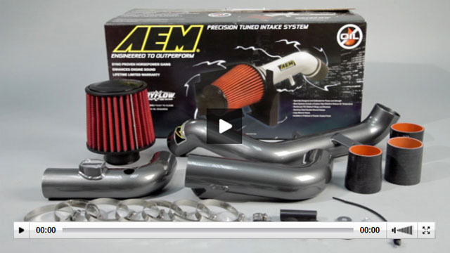 AEM 21-700C and 21-700P Air Intake Installation Video for 2011, 2012, 2013 & 2014 Honda CR-Z 1.5L