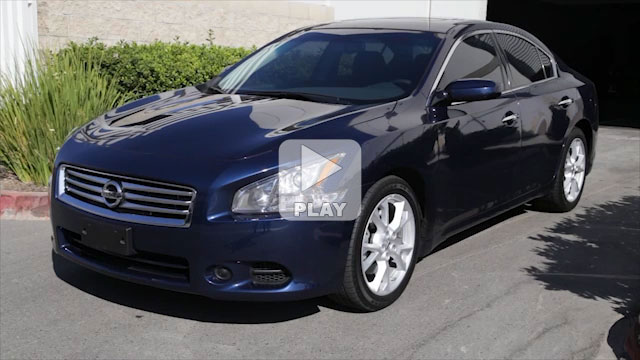 AEM 21-712C and 21-712P Air Intake Installation Video for 2011, 2012 and 2013 Nissan Maxima