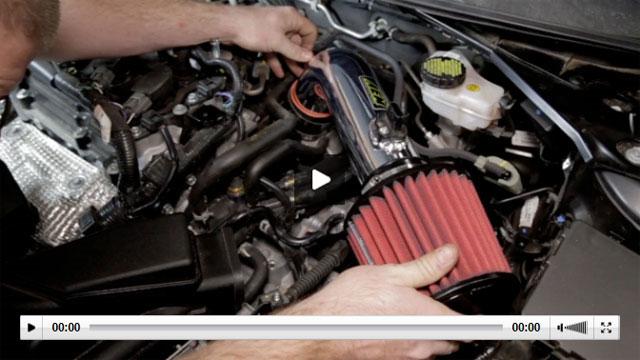 AEM 21-713 Air Intake Installation Video for 2013 Nissan Altima 2.5L
