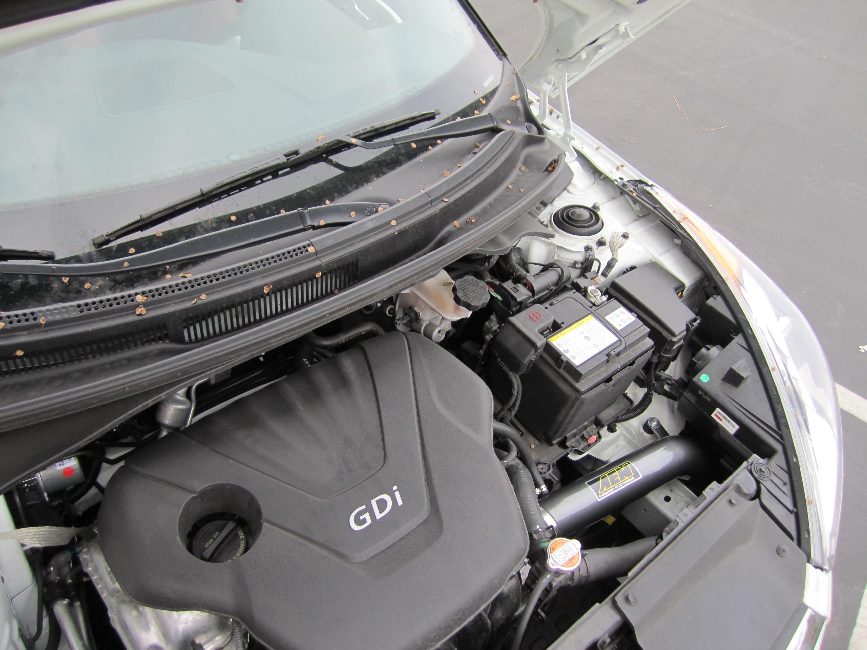 2012-2015 Hyundai Veloster Gains Horsepower with AEM Cold