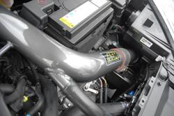 AEM's Hyundai Veloster Gunmetal Gray Cold Air Intake