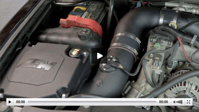 AEM 21-9033DS Air Intake Installation Video for 2007, 2008, 2009, 2010 GMC Sierra & Chevrolet Silverado 6.6L