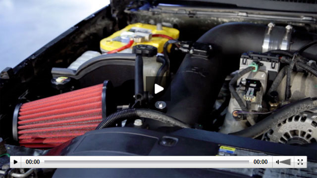 AEM 21-9034DS Air Intake Installation Video for 2006 & 2007 GMC Sierra and Chevrolet Silverado 6.6L