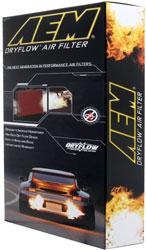 Box for the AEM 28-20181 air filter