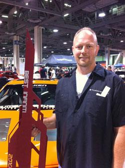 AEM 2003 Infiniti G35 Showcar Owner Randy Riggs