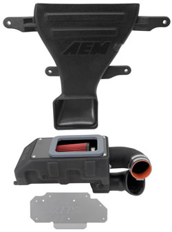 AEM Induction Systems will use alternative cold air intake designs