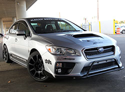 The VA series 2015 Subaru WRX is the first WRX to move away from the EJ-series engine
