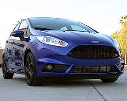 2014 Ford Fiesta ST 1.6L EcoBoost with AEM Air Intake