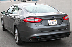 2014 and 2015 Ford Fusion 2.0-liter EcoBoost models can benefit from an AEM Air Intake