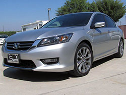 engine for 2013-2016 Honda Accord 2.4L LX, EX, EX-L, LX-S models is a 2.4L i-VTEC DOHC inline four cylinder engine