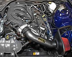 AEM 2015 Mustang cold air intake system
