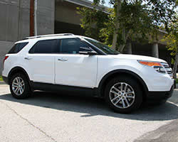 2012, 2013, 2014 and 2015 Ford Explorer can use an AEM 21-756C cold air intake