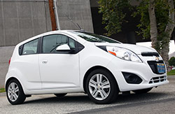 2013, 2014, and 2015 Chevrolet Spark 1.2L or Chevy Spark
