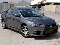 Many Mitsubishi EVO buyers enter into tuner lifestyle with Mitsubishi Lancer