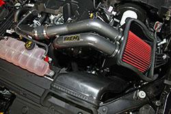 2015 Ford F150 3.5 liter turbo Intake