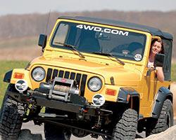 1997-2006 Jeep Wrangler